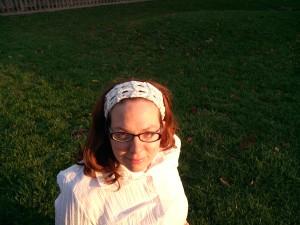 Me, circa 2012.