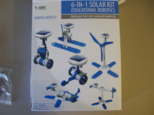 Vibe E-ssentials 6 in 1 Solar Kit