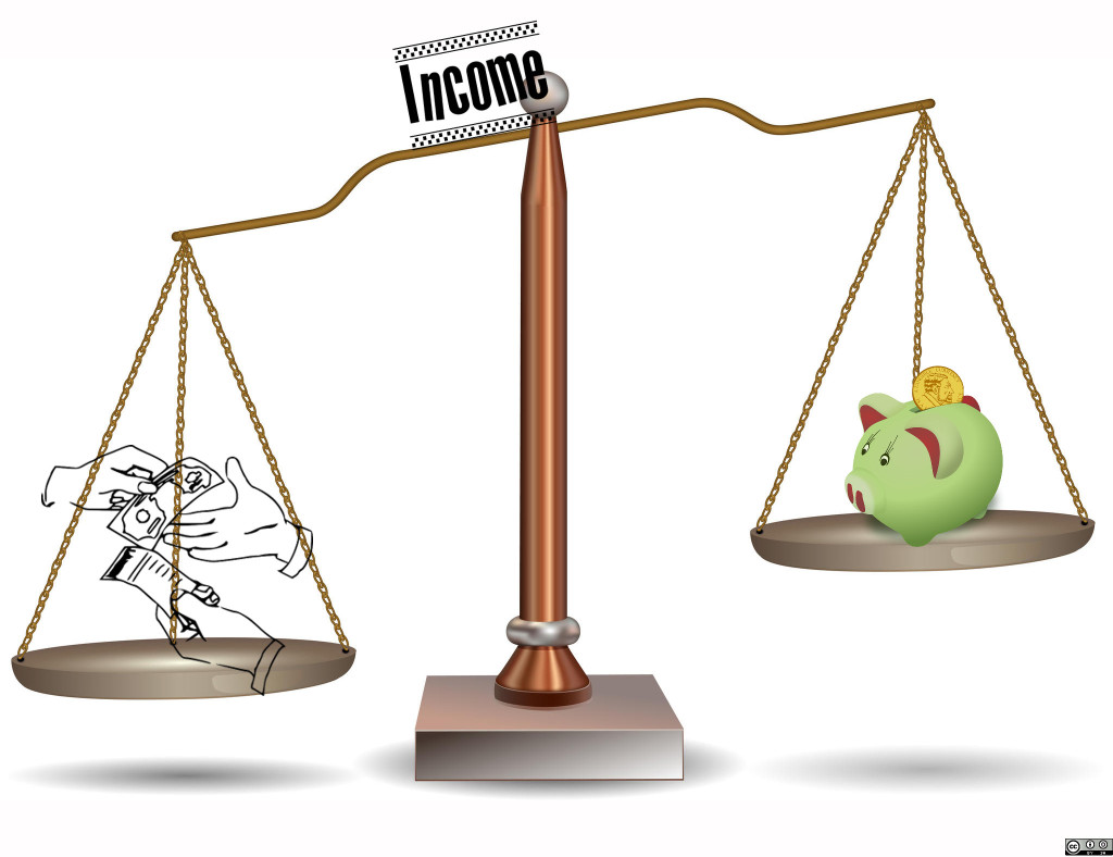 The key is balancing expense and savings -- better yet, tilt it the other direction!